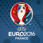 The UEFA EURO 2016 logo is presented at a news conference in Paris June 26, 2013. The logo is a representation of different art movements and football elements in a homage to the Henri Delaunay trophy. France will host the EURO 2016 where twenty-four teams are to compete in ten cities from June 10, 2016 through July 10, 2016.  REUTERS/Charles Platiau   (FRANCE - Tags: SPORT SOCCER)  Picture Supplied by Action Images