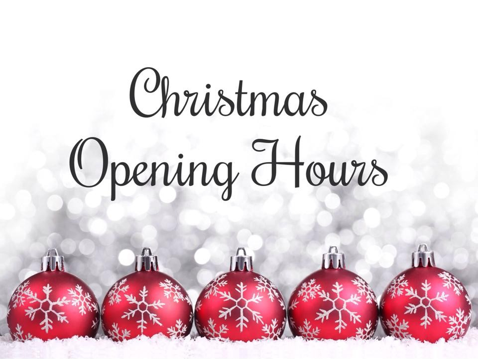 Christmas Hours.Christmas Opening Hours The White Horse Pub
