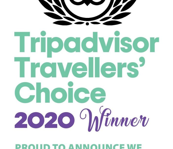 'TRAVELLER'S CHOICE 2020'